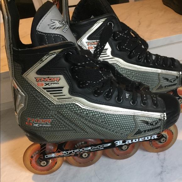 942aca9e5fd Thor BX Pro Roller Blades